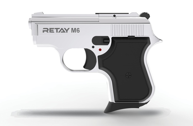 Retay M06 Nickel | Article No: W510205N 1136 1