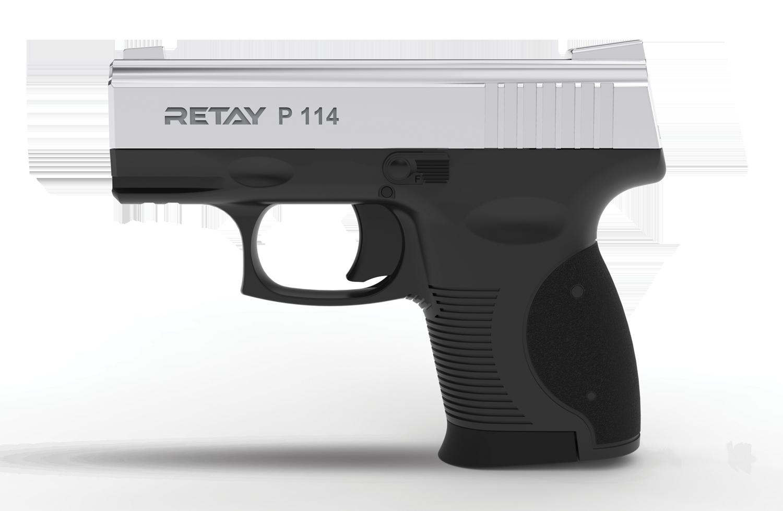 Retay P114 Nickel | Article No: T210121N 1096 1