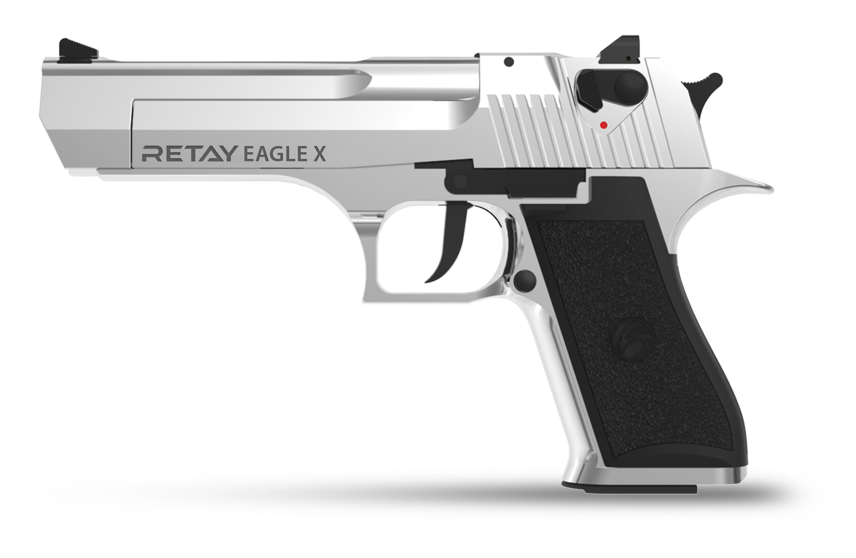 Retay Eagle X .22LR  Nikel 4111 1