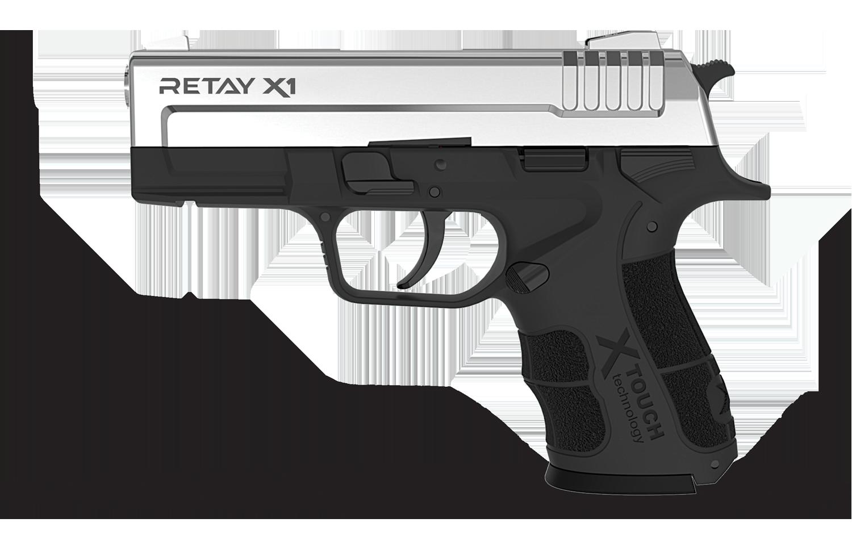 Retay X1 .22LR Nikel 4163 1