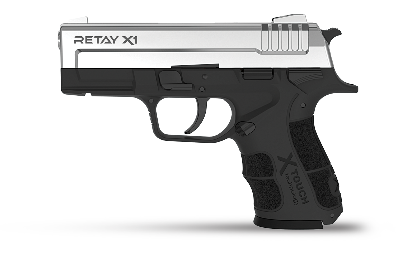 Retay X1 .22LR Nickel 4164 1